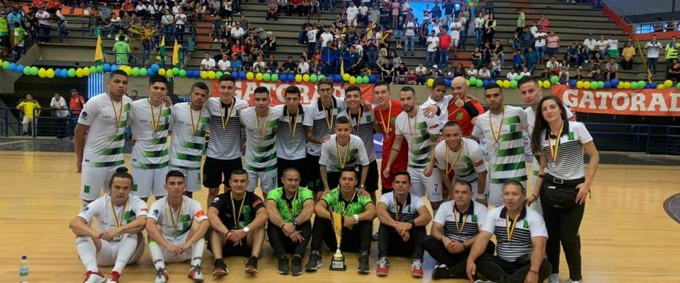 Foto Cortesía 1 campeones